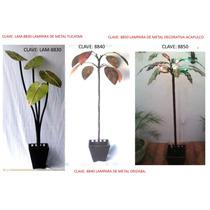 Plantas En Maceta Tipo Lampara Luminosas Daa
