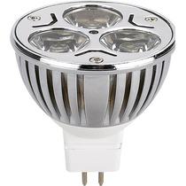 Lampara Mini Reflector Foco Mr16 Led 3w
