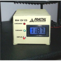 Control Carga Baterías 12v A 80a Uso Fotovoltaico Y Eolicos