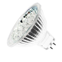 Lampara De 15 Leds 12v 30k H Vida Mr16 Jcr Led Alfiler