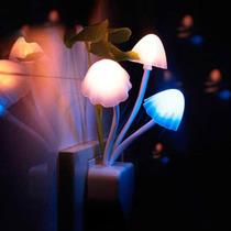 Lampara Noche Witchlight Led Cambia Color Cuartos Sensor
