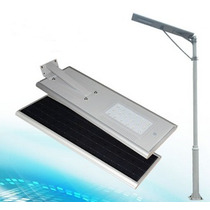 Lámpara Solar Todo En Uno Ideal Para Alumbrado Público