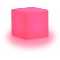 Cubo Led Cambia De Color Control Remoto Iluminacion Adorno