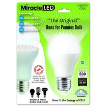 Miracle Led Foco 5 Watts / Vatios Nuevo Blakhelmet Sp