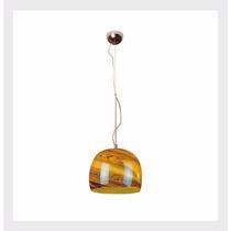 Lampara Decorativa Aba Mod. P0216/am-ne Colgante