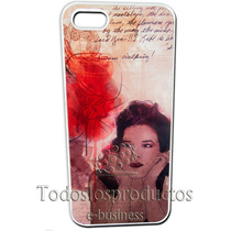 Funda Iphone 5 Sublimacion Sublimar No Transfer Colores