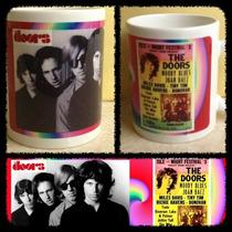 Taza The Doors Jim Morrison Daa