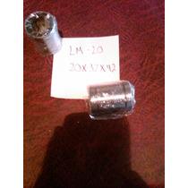 Rodamiento Lineal Lm20 Uu 20x32x42