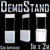 Promodesck Armable Con Impresion Incluida Y Maletin De Viaje