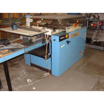 2008. Heidelberg. Stitcher. With. Three Knife Trimer