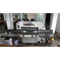 Maquinaria Imprenta - Polar El 107 Elektromat Guillotina