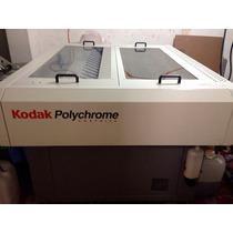 Procesadora Para Placas Termicas Kodak Posible Cambio