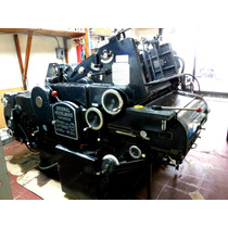 Maquina De Offset Heidelberg Kord 46 X 62