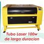 Grabadora Cortadora Laser 1.20x90 100w Larga Duracion