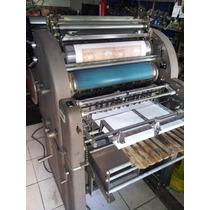 Maquina Para Imprenta Abdick