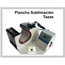Paquete Sublimacion Tazas Mas Impresora, Impresión De Tazas
