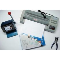Paquete Para Impresión De Tarjetas De Pvc