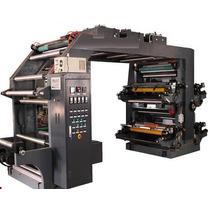 Impresora Flexografica 04 Colores Economica 800 Mm Ancho