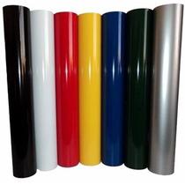 Plotter De Corte Vinil Textil Thermoadherible X 10mt.