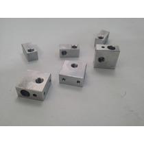 Bloque De Aluminio Para Impresora 3d