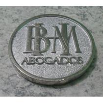 Moneda, Fistol Pin Metalico, Personalizado, Pin-mon Yokadi