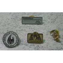 Pin Metalico Sin Pintar Niquel Dorado Fistol Pin-spi Yokadi
