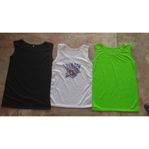 Playera Olimpica-tank Top Sublimar; Vinil, Transfer, Serigra