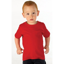 Mayoreo Camisa Cuello Redondo Niño Yazbek Serigrafia 1