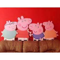 Figuras Coroplast Peppa Pig