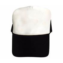 Gorra Para Sublimación De Malla, Calidad B