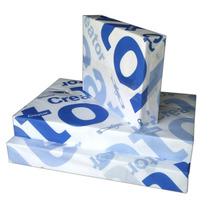 Papel Couche Brillante 1000 Hojas Carta De 350 Grs