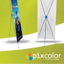 Porta Banners En Cuernavaca !!! 60 X 160 Cm