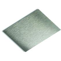 Lamina De Aluminio Plata Cepillado Satin Sublimable