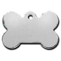 Placa Mascota De Aluminio Sublimable Blanco Dos Caras 7pzas