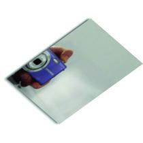 Lamina De Aluminio Plata Espejo Sublimacion Sublimable 20pza