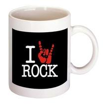 Taza, Rock, Artistas, Regalo, Sublimada,