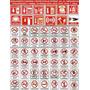 Señalamientos Fabricados En Estireno O Trovicel En Med 50x60