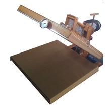Plancha Para Sublimacion 40x40 Serigrafia Textil Y Mas