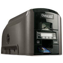 Impresora Cd800 Duplex, Tolva Para Entrada De 100 Tarjetas