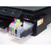 Impresora Brother Dcp-j100 Ink Con Cartuchos Gigantes