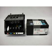 Cabezal Hp Officejet 8600 Plus Con Cartuchos 950/951