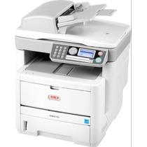 Multifuncional Okidata Mb470 Laser Monocrom Fax Red 30 Ppm