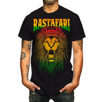Playera King Monster, Leon Rasta En Vandalosk8