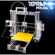 Impresora 3d Prusa I3 Alta Precisión + 2 Rollos De Filamento