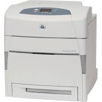 Impresora A Color Laser Doble Carta Hp Laserjet 5500 Tabloid
