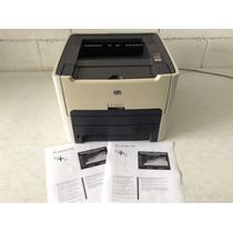 Impresora Hp Laserjet 1320 Con Toner Y Cables