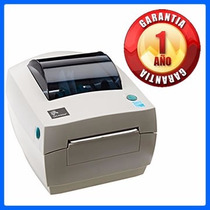 Impresora Zebra Codigo De Barras Etiquetas Gc420