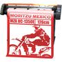 Plotter De Corte 137cm Multifunc ,contorno , Premium Moritzu