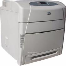 Impresora Laser A Color Doble Carta Hp Laserjet 5500 Re