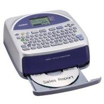 Casio Cw75 Impresora De Discos
